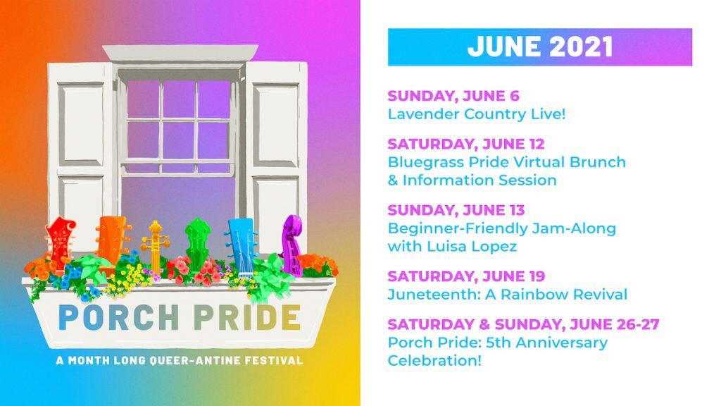 Porch Pride 2021